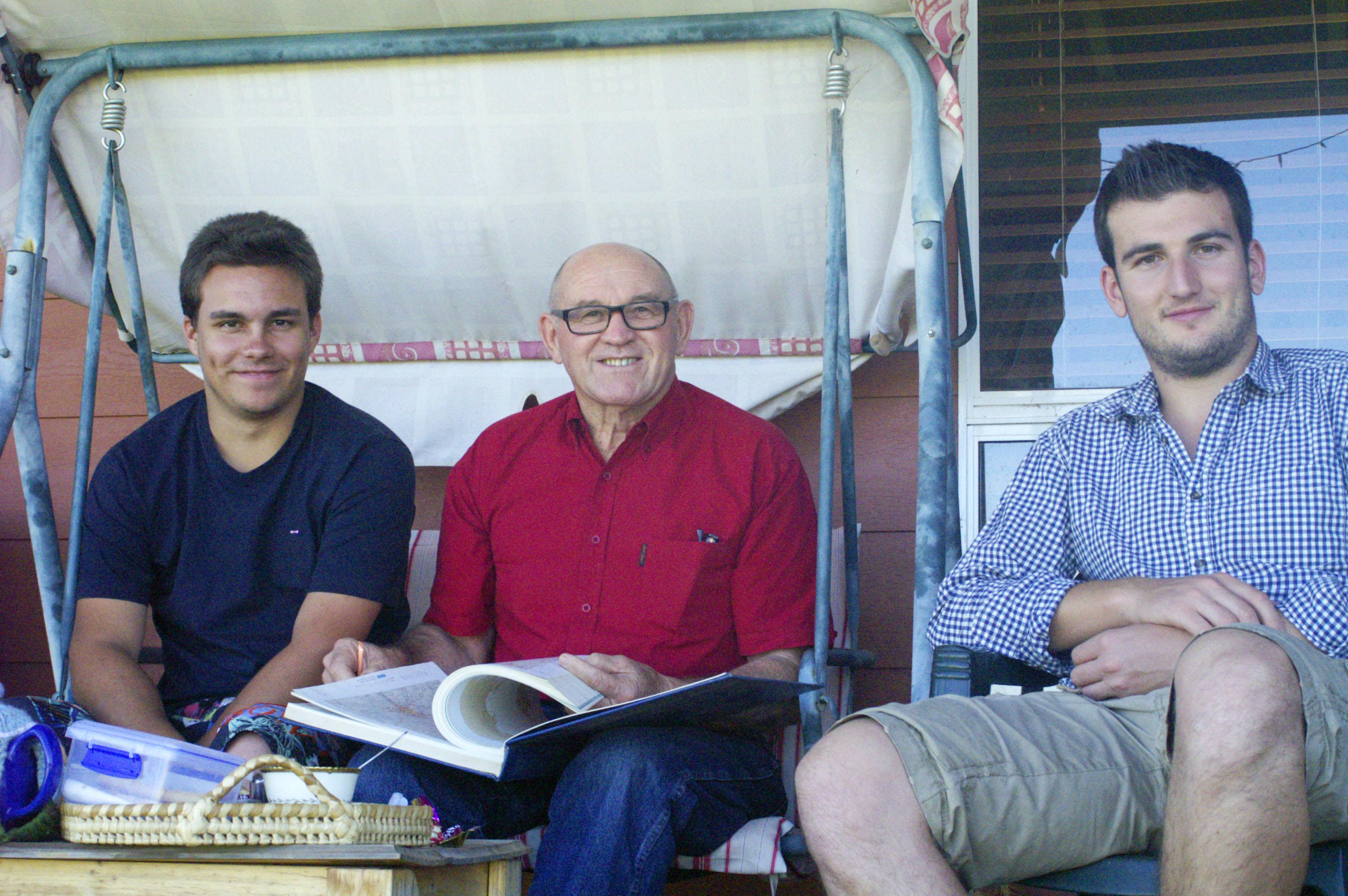 Leçon d'histoire de l'Australie avec Père Castor