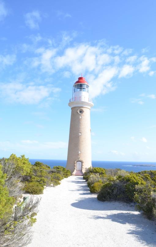 Le phare de cap du Couëdic