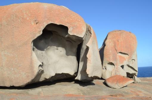 Remarquable Rocks et ses imposants blocs de granites sculptés par le temps