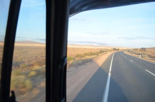En route vers les terres du milieu
