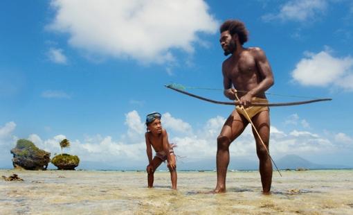Pêche traditionnelle au Vanuatu
