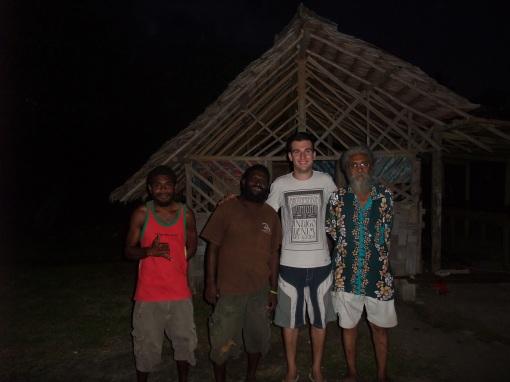 Première rencontre avec Ryan, Chef Pierre et Chef Jean-Paul